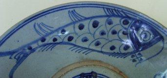 漂亮的双鱼大盘