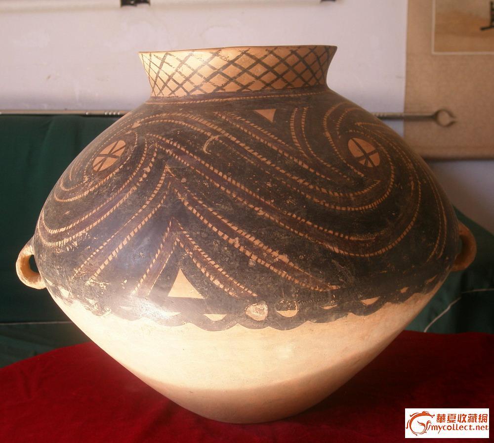 彩陶作品的制作步骤