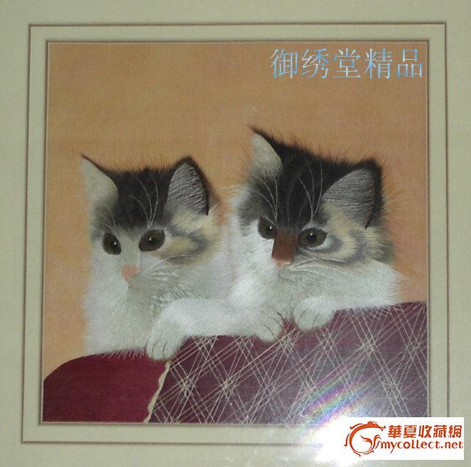 猫水彩画步骤