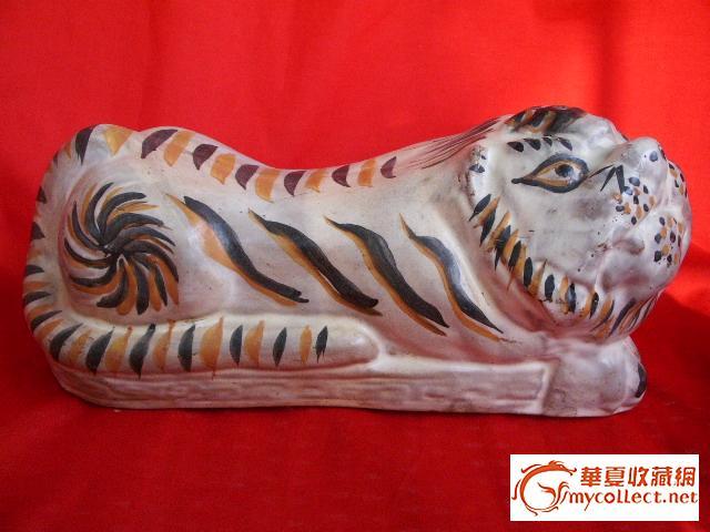 老虎枕头-图1