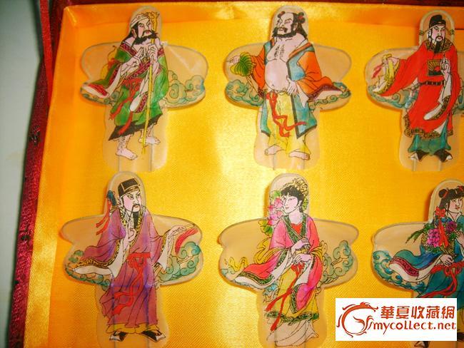 0元拍卖!超值的潍坊八仙过海微型风筝
