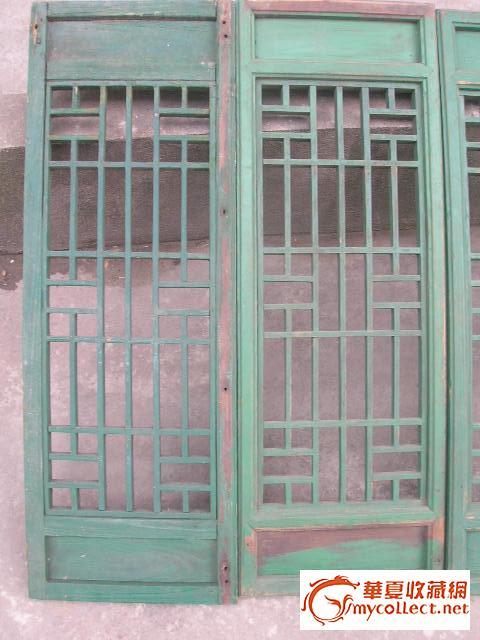 幼儿园玻璃门手工装饰图片四扇窗