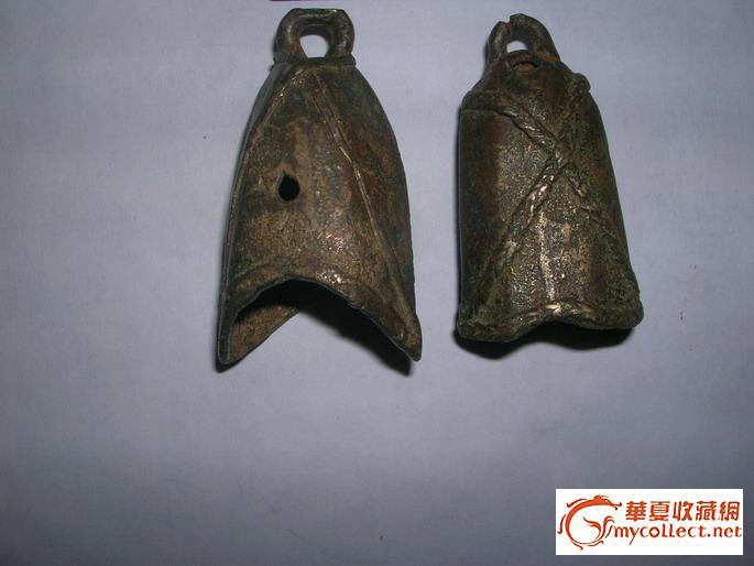 汉代青铜小编钟