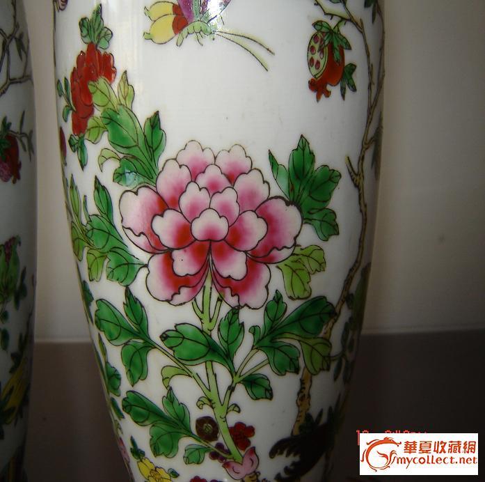 儿童陶瓷瓶彩绘
