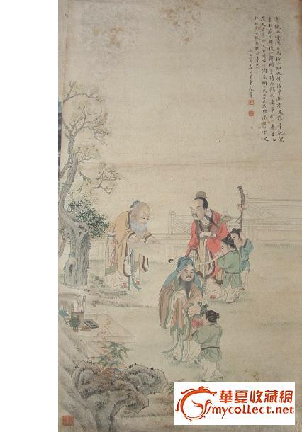 吴友如精品人物画-图1