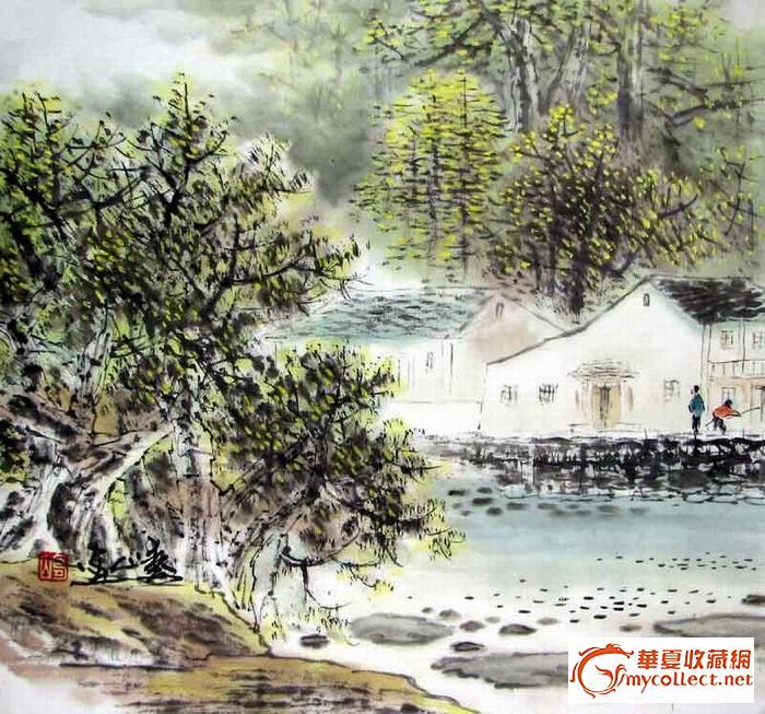 八十年代在部队从事美术专业工作,承师广州已故著名水彩画家谌亚逵
