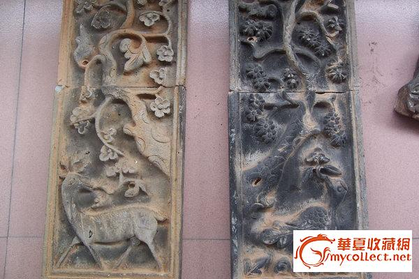 明王朝的精品砖雕系列