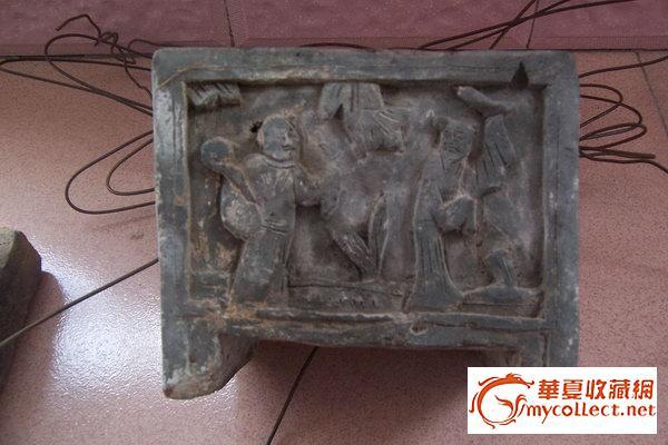 明王朝精品砖雕