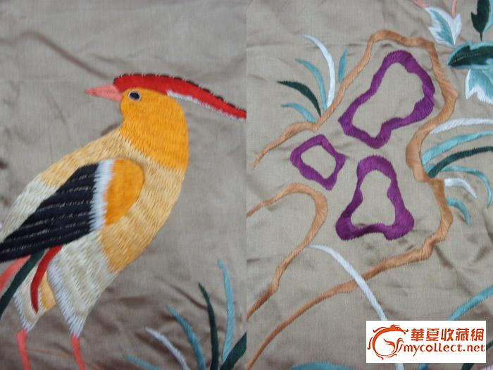 花鸟刺绣-图3