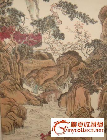 中国当代工笔画学会理事 赵宝青