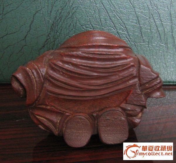 竹根雕捧经罗汉 竹根雕捧经罗汉价格 竹根雕捧经罗汉图片 来自藏友辰