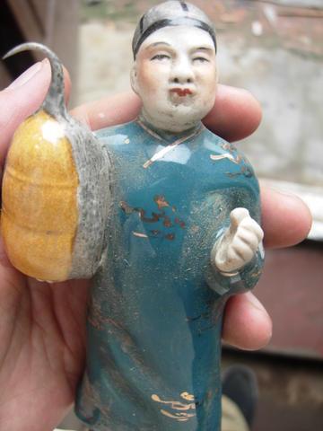 【惜美坊】三教九流人物瓷雕塑
