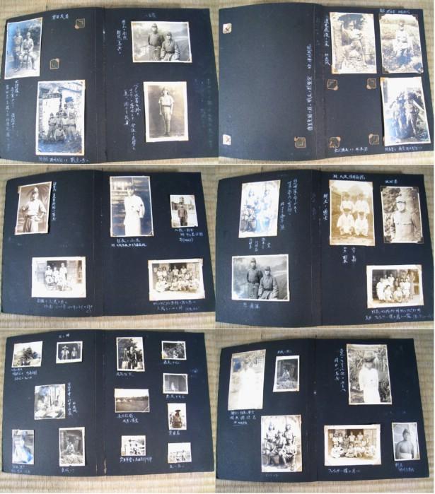 日本鬼子侵略南京的照片60张