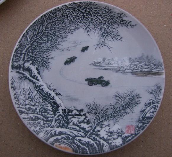 【描雪景的句】
