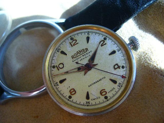 罗马手表_罗马手表价格_罗马手表图片_来自藏友木头王