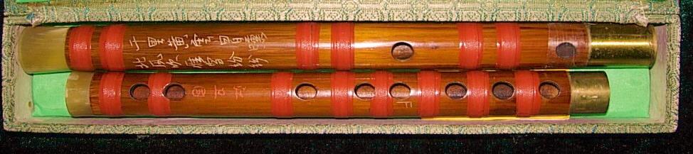 竹笛制作图纸图