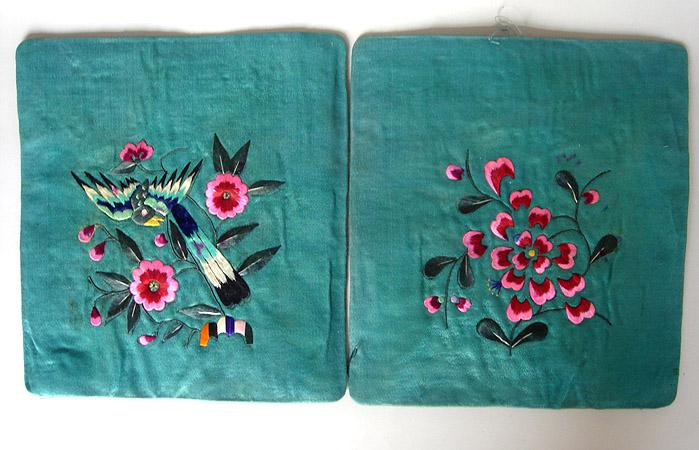 刺绣枕头顶图片