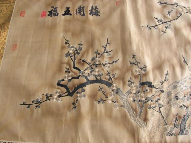 刺绣-----梅花