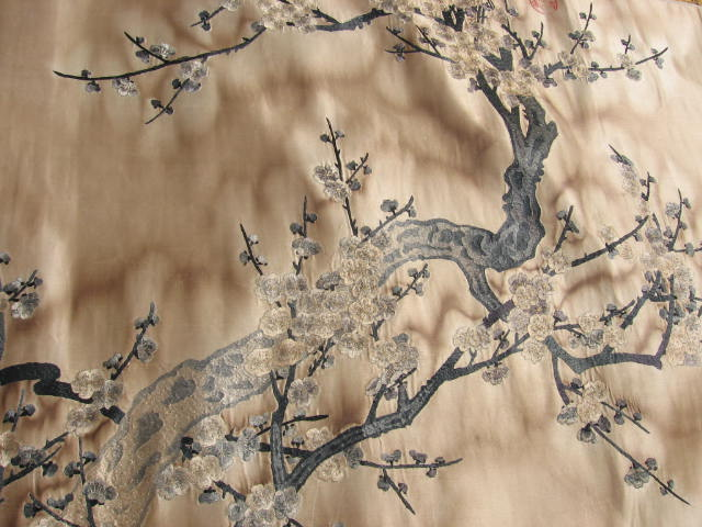 刺绣----梅花