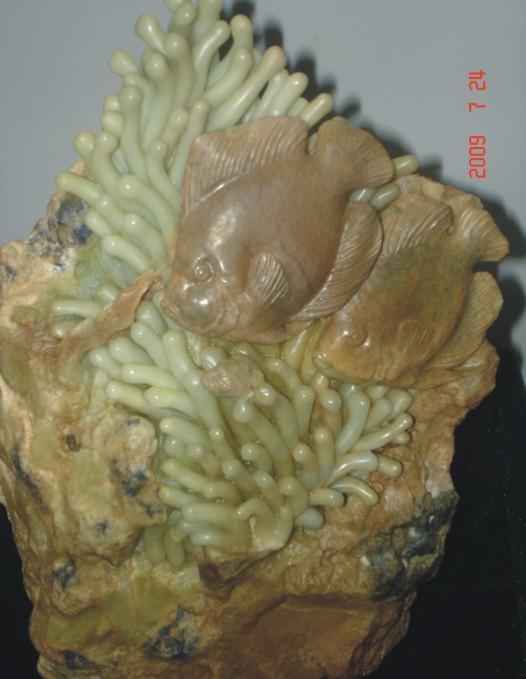 海底世界(寿山石)——只传精品