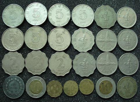 港币 早期/[钱币]早期港币等