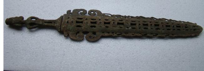 中国古代剑器雕刻素材