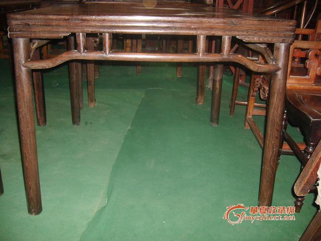 明式榨榛木方桌