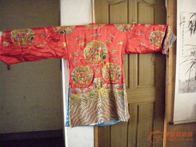 古旧物之精美绣衣服-古旧物之精美绣衣服价格-古旧物之精美绣衣服图片