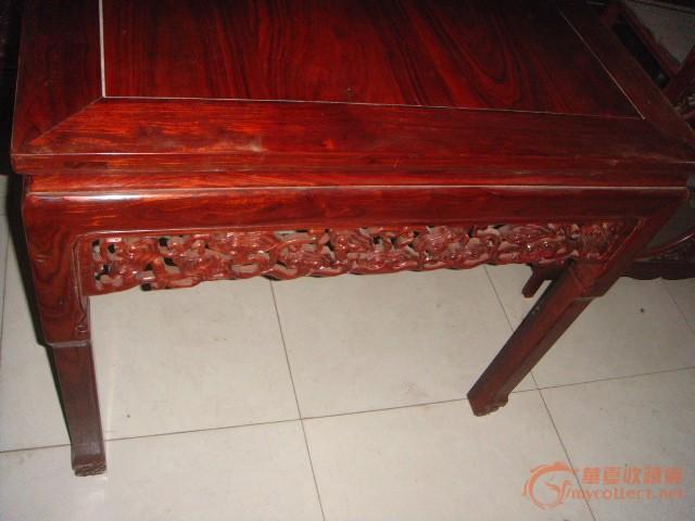 【一品堂】红檀木家具