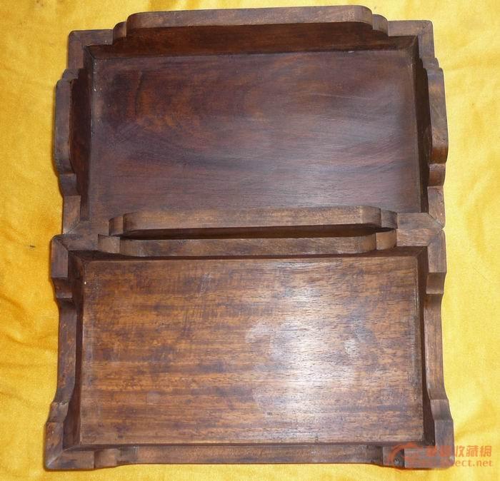 花梨木书盒