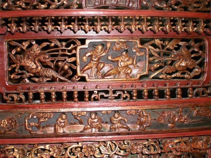 香樟木金漆人柜-香樟木金漆人柜价格-香樟木金漆人柜图片,来自藏友古