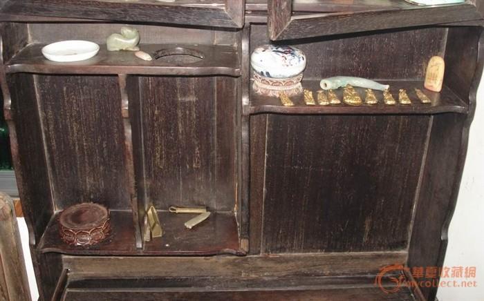 家用茶柜结构图片大全