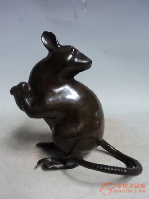 铜--招财鼠