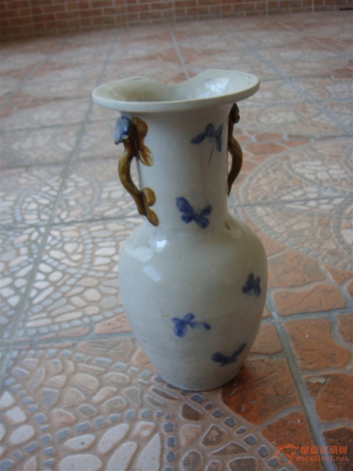 幼儿园动物花瓶