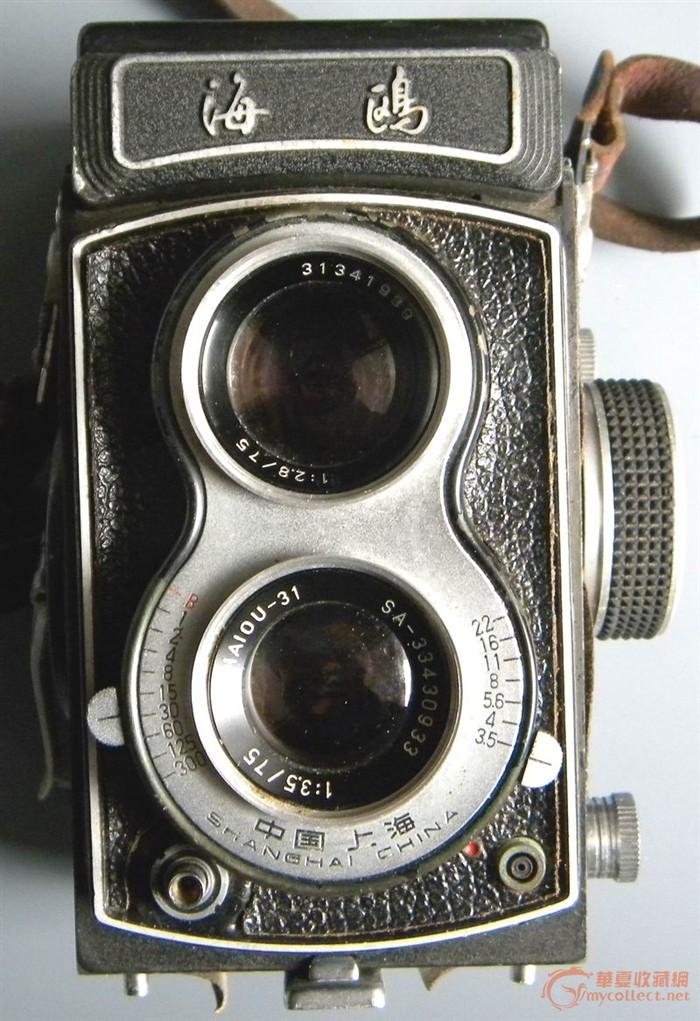 海鸥4a型120双镜头反光相机