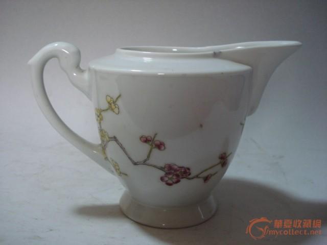 简笔画浇花的茶壶