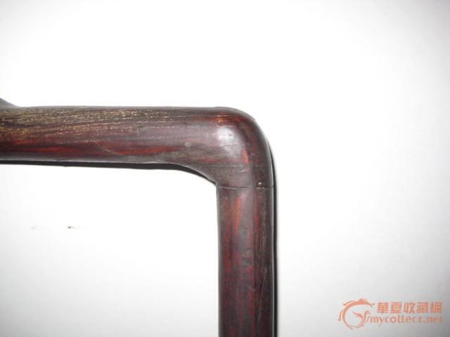 明式榆木椅子一张