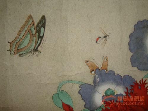 工笔画 _工笔画 价格_工笔画 图片_来自藏友海上缘