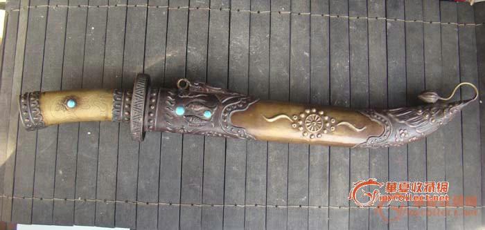 藏族刀_藏族刀价格_藏族刀图片