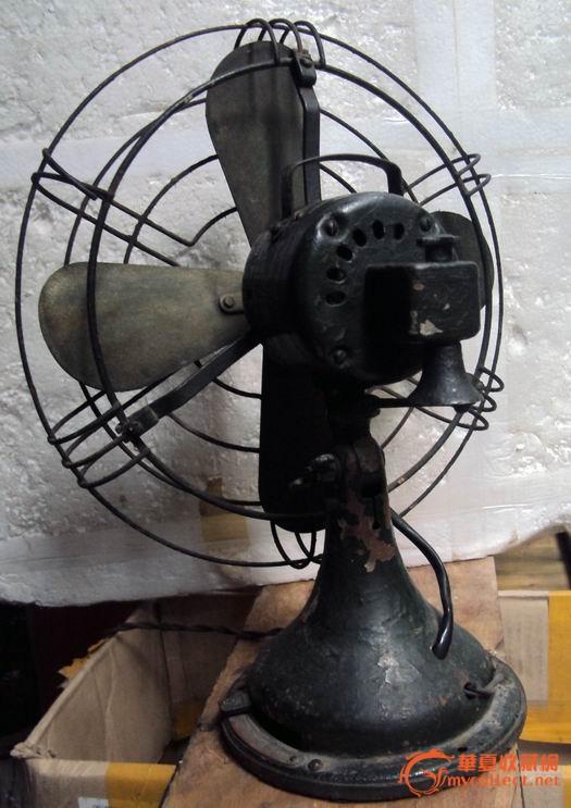 民国华生牌电风扇