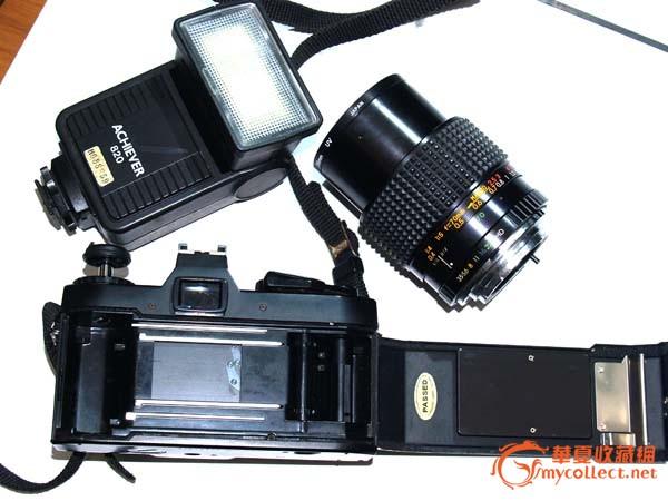日本产照相机 镜头 闪光灯