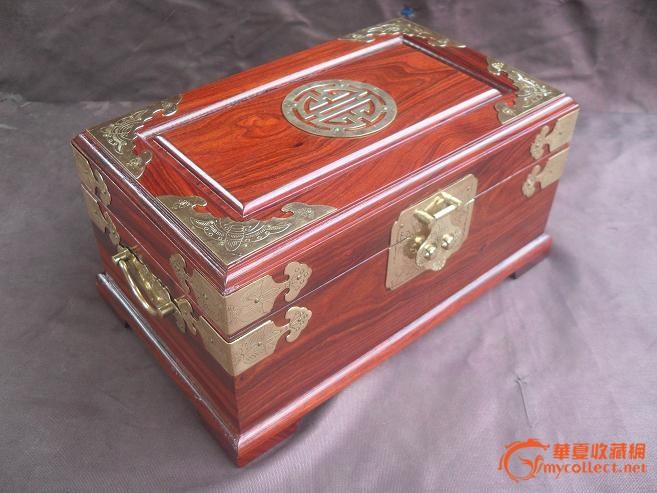 红木首饰盒-图3