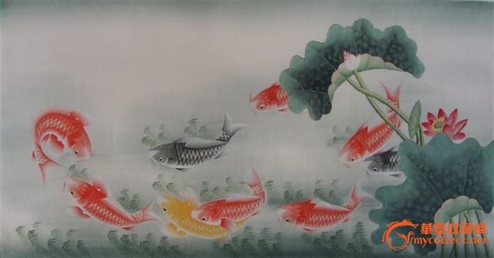王春福工笔画