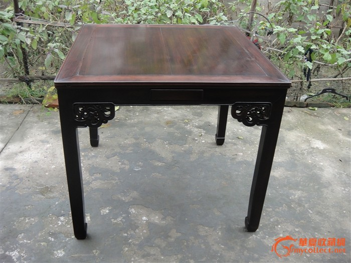 红木麻将桌 全品