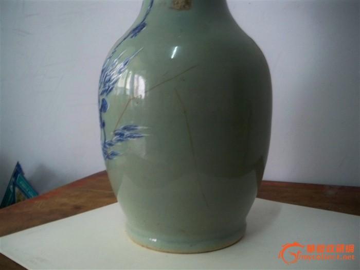 花瓶_花瓶价格_花瓶图片_来自藏友十五古玩_瓷器_地摊