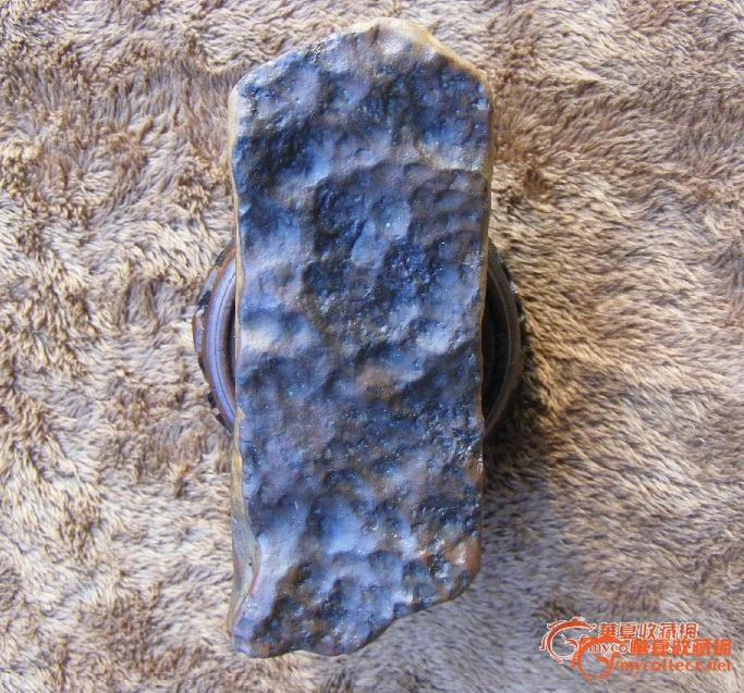 精品自然天成奇石 内蒙古阿拉善戈壁沙漠漆奇石