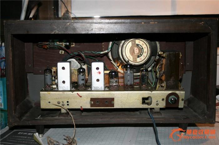 红波269-26灯电子管收音机