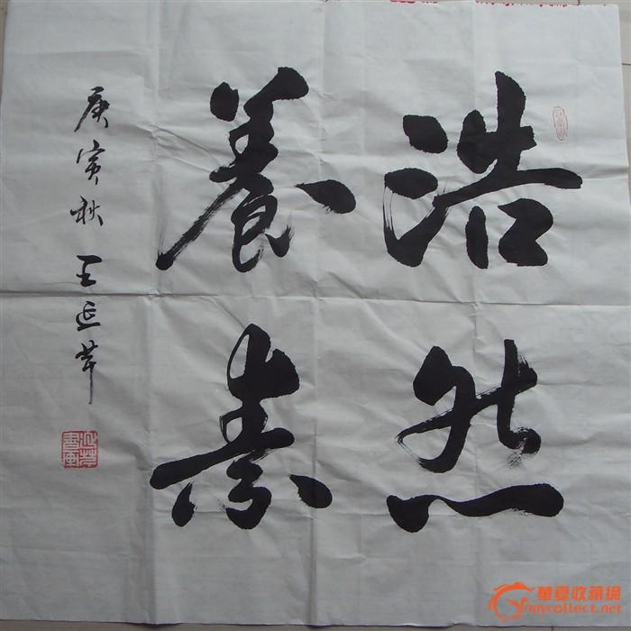 王延芹书法