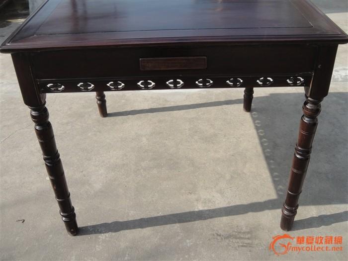 全品 红木麻将桌
