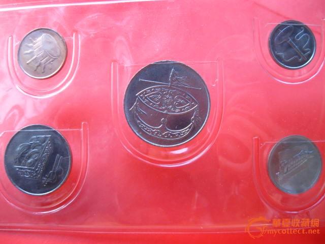 马来西亚邮票、硬币册